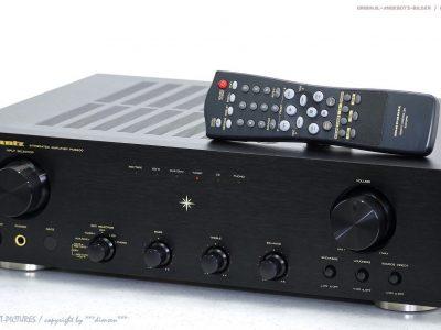 MARANTZ PM-8200 High-End Verstärker/Amp<wbr/>lifier FB+WBT!! 1A-Zustand+1J.<wbr/>Garantie!!