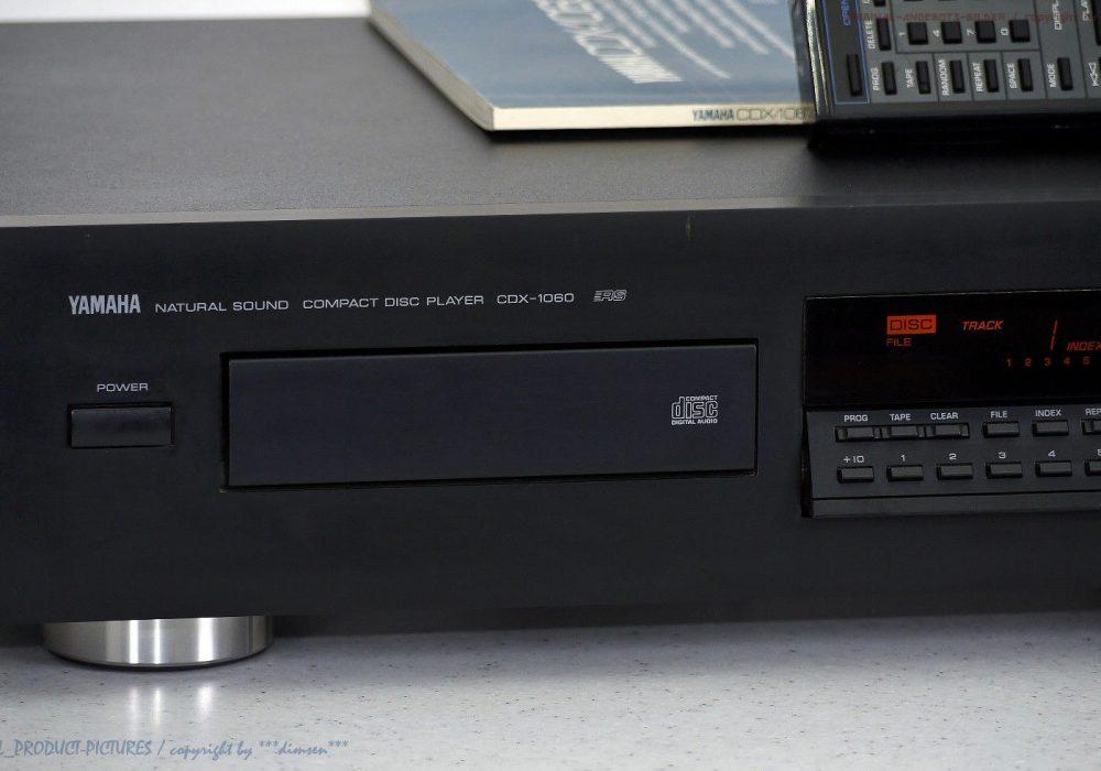 YAMAHA CDX-1060 High-End CD-Player mit BDA+FB in Top-Zustand!! + 1J.Garantie!!