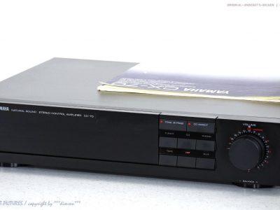YAMAHA CX-70 High-End Vorverstärker/<wbr/>Pre-Amplifier m BDA! Top-Zustand+1J<wbr/>.Garantie