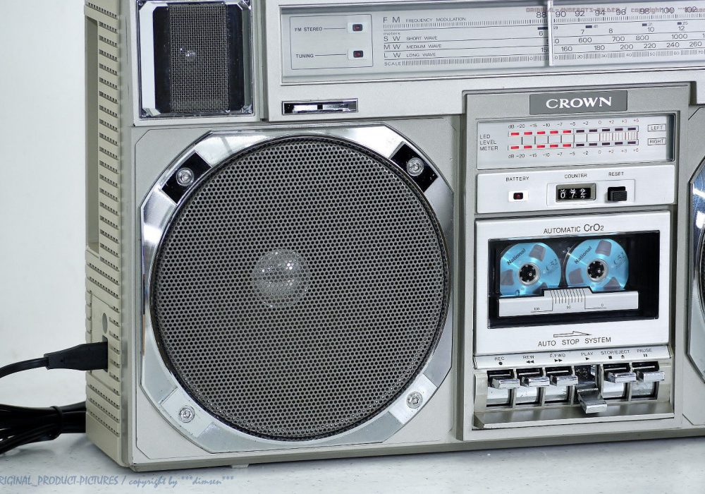 CROWN CSC-950L Boombox 收录机