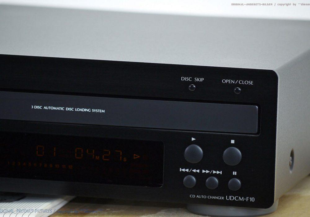 DENON UDMC-F10 Midi HighEnd 3-fach CD-Player Wechsler!! BDA+OVP + 1J.Garantie!!