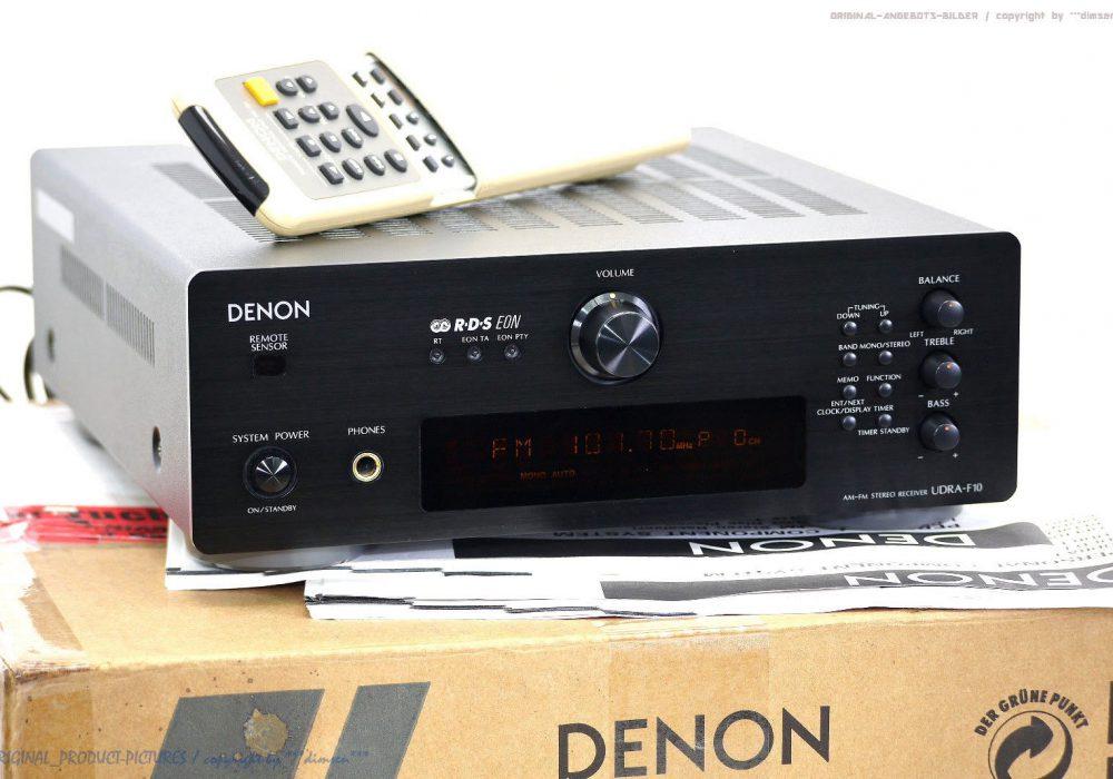 DENON UDRA-F10 功率放大器
