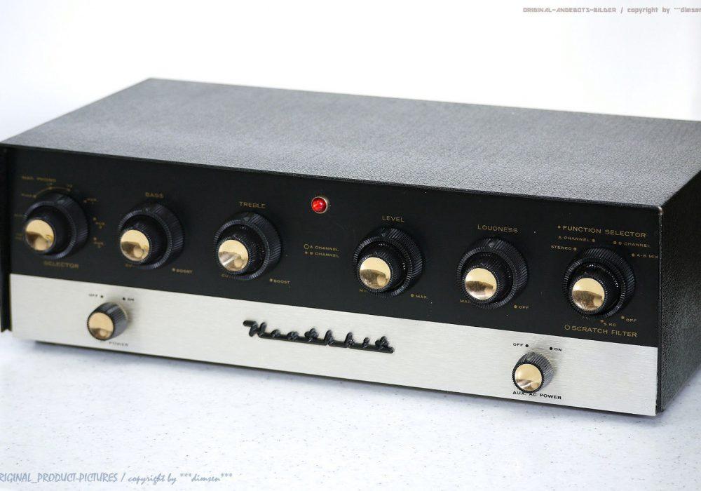 HEATHKIT SP-2/SP2 电子管功率放大器