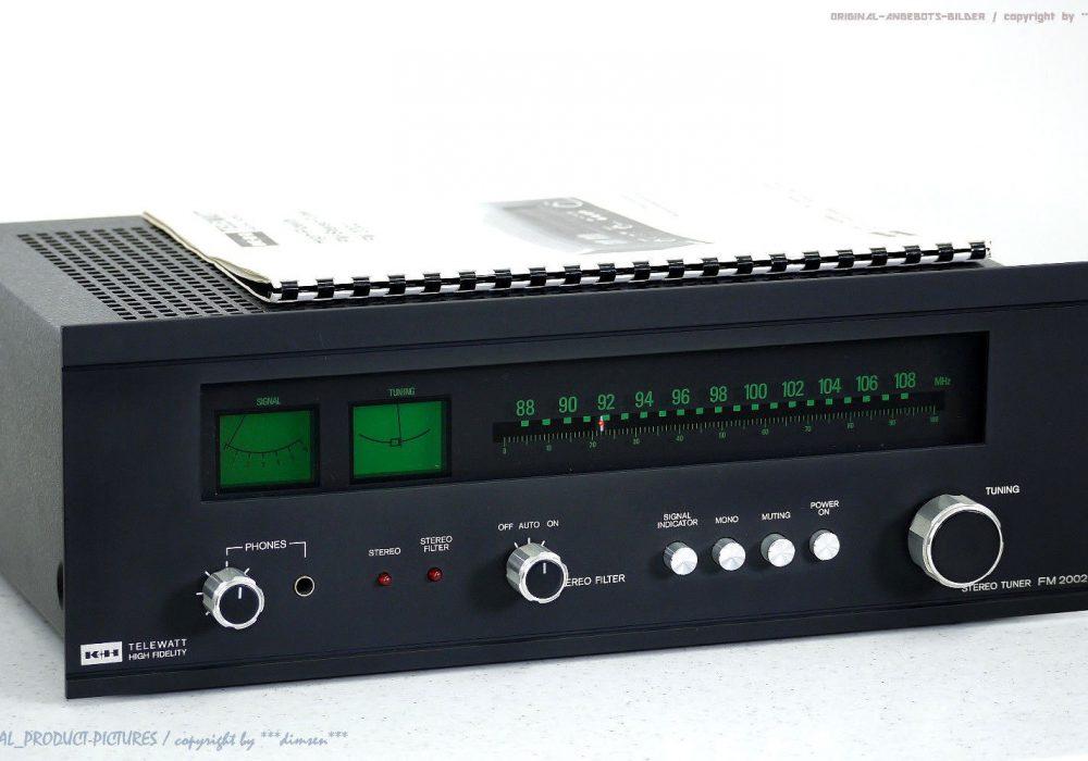 K+H Telewatt FM2002 FM 收音头