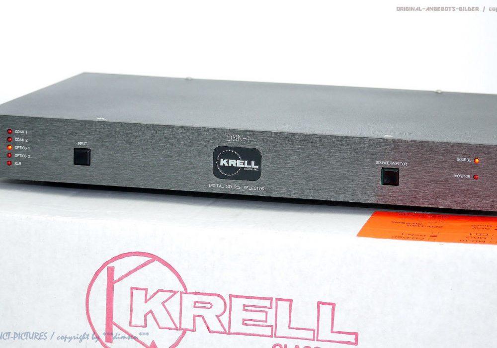 KRELL DSN-1 Digital Input Selector 信号分配器