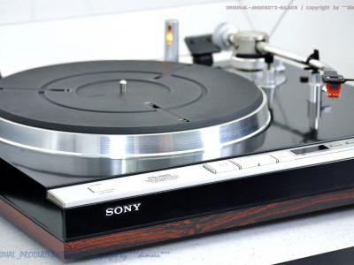 索尼 SONY PS-X65 High-End 黑胶唱机