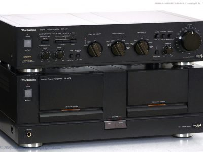 松下 Technics SE-A50/SU-A60 High-End Vor-/Endstufe/<wbr/>Pre-/Power-Aml<wbr/>pifier! 1J.Garantie!