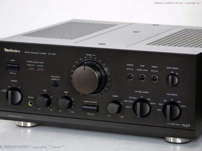 Technics SU-V900 ClassAA 功率放大器