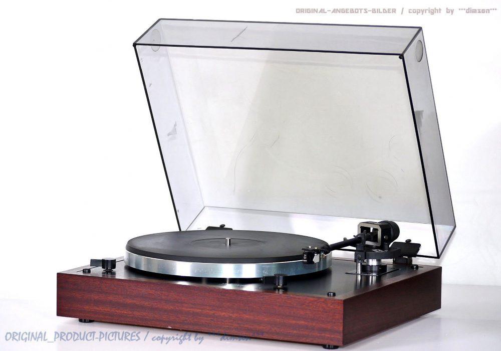 多能士 Thorens TD-160 S mkV High-End Plattenspieler<wbr/>/黑胶唱机 + GRADO!! +1J.Garantie!!