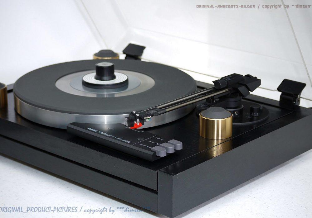 YAMAHA PF-800 High-End 黑胶唱机
