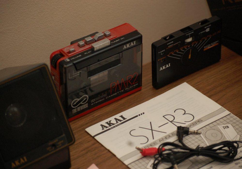 AKAI PM-R2 磁带随身听