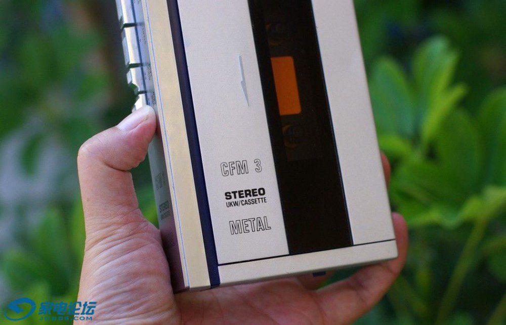 TELEFUNKEN CFM-3 磁带随身听