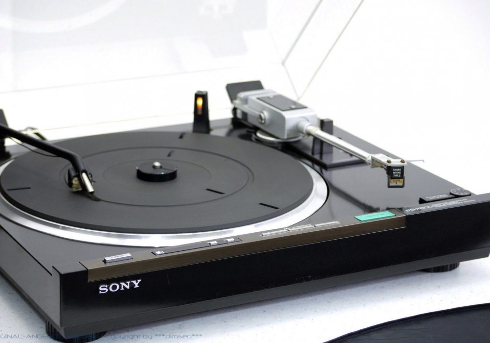索尼 SONY PS-X600 High-End 黑胶唱机