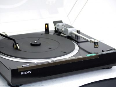 索尼 SONY PS-X600 High-End 黑胶唱机