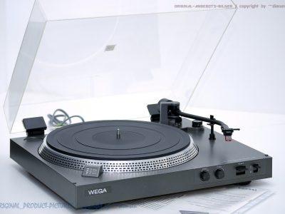 WEGA P120 古董 Plattenspieler<wbr/>/黑胶唱机 BDA+Audio-Tech<wbr/>nica!! Top+1J.Garanti<wbr/>e!