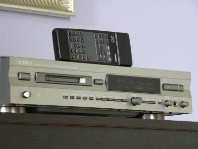 YAMAHA MDX-595 MD播放机