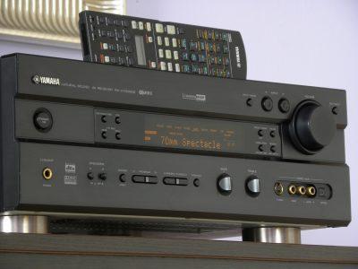 YAMAHA RX-V730RDS AV功率放大器