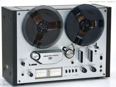 AKAI GX-4000D 古董 Bandmaschine/T<wbr/>onbandgerät 1A-Zust.+ Revidiert+1J.G<wbr/>arantie!