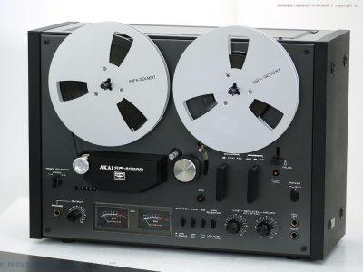 AKAI GX-4000D 古董 Bandmaschine/T<wbr/>onbandgerät 1A-Zustand/Rev<wbr/>idiert+1J.Gara<wbr/>ntie