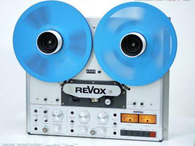 REVOX/STUDER PR99 MKI Studio Bandmaschine/T<wbr/>onbandgerät! Revidiert + 1J.Garantie!
