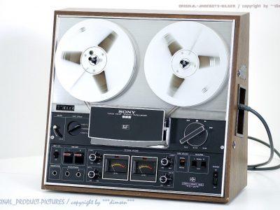 索尼 SONY TC-377 古董 Bandmaschine/T<wbr/>onbandgerät Top-Zust.+ Revidiert +1J.Garantie!