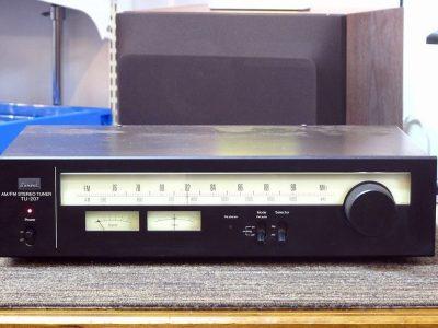 SANSUI TU-207 FM/AM 收音头