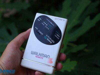 SONY WM-F109 磁带随身听