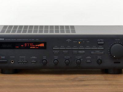 雅马哈 YAMAHA RX-450 立体声 收音机 in schwarz