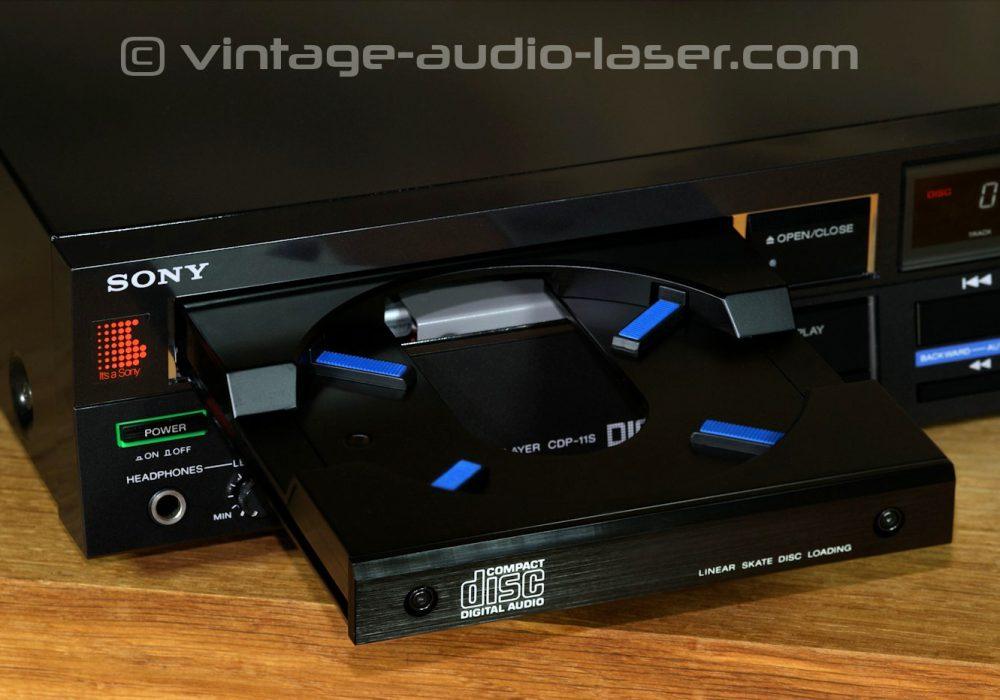 索尼 SONY CDP-11S CD播放机