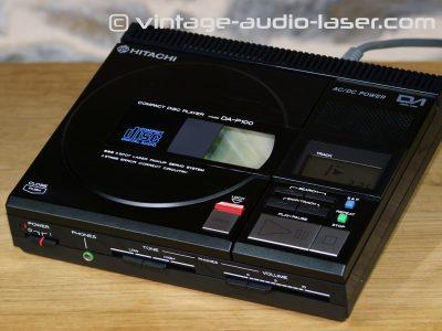 Hitachi DA-P100 CD播放机