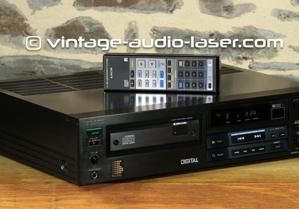 索尼 SONY CDP-501ES CD播放机