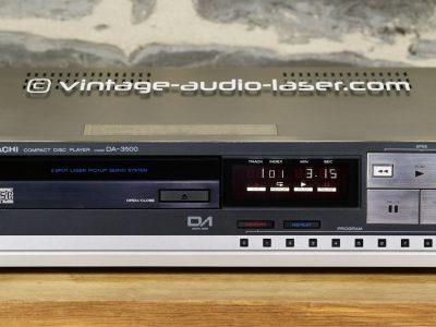 HITACHI DA-3500 CD播放机