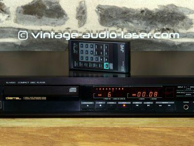 JVC XL-V400 CD播放机