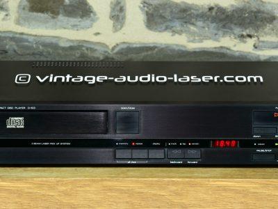 Luxman D-103 CD播放机