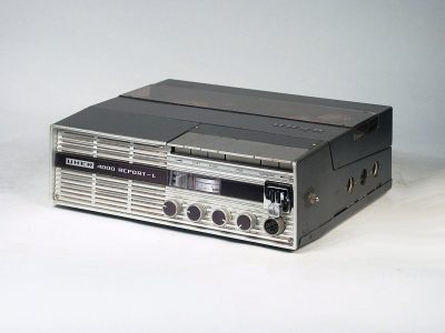 UHER 4000 REPORT L 便携式 开盘机