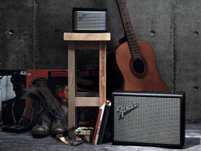 Fender The Monterey 蓝牙音箱