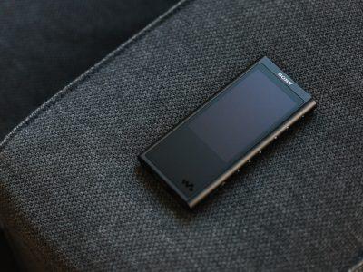 索尼 SONY NW-ZX300A 数码随身听