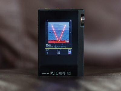 ONKYO DP-S1 便携式数字播放器