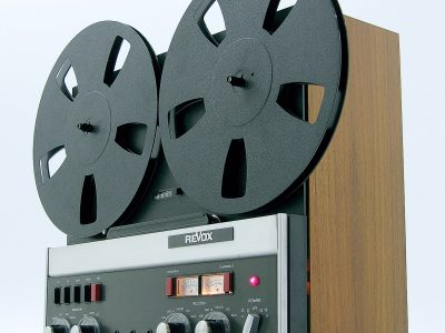ReVox A77 MKIII analog power…