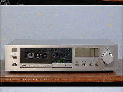 YAMAHA K-7100 カセットデッキ 動作良好 整備済 1円スタート