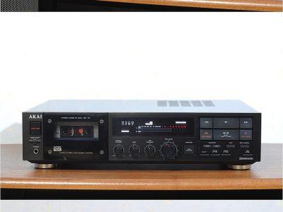 AKAI GX-73 3磁头 卡座