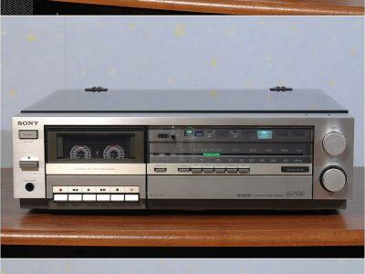 超希少 SONY JJ-700 アンプデッキレコードプレーヤーチューナーオールインワン 整備済 動作良好 良品 1円スタート