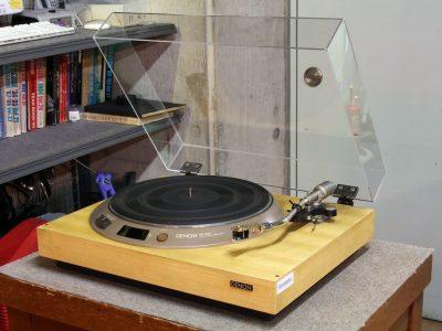 DENON DP-1700 黑胶唱机