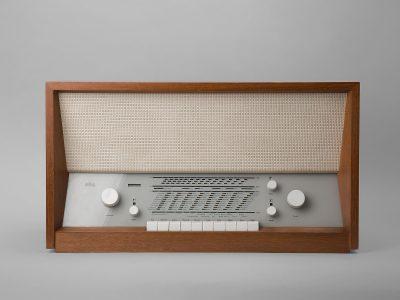 Braun TS 31 收音机