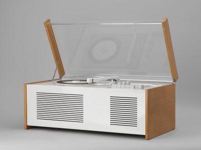 Braun SK 6 黑胶唱机