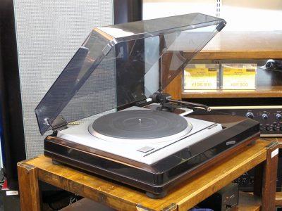 Technics SP-10MK2+FR-64fx 黑胶唱机