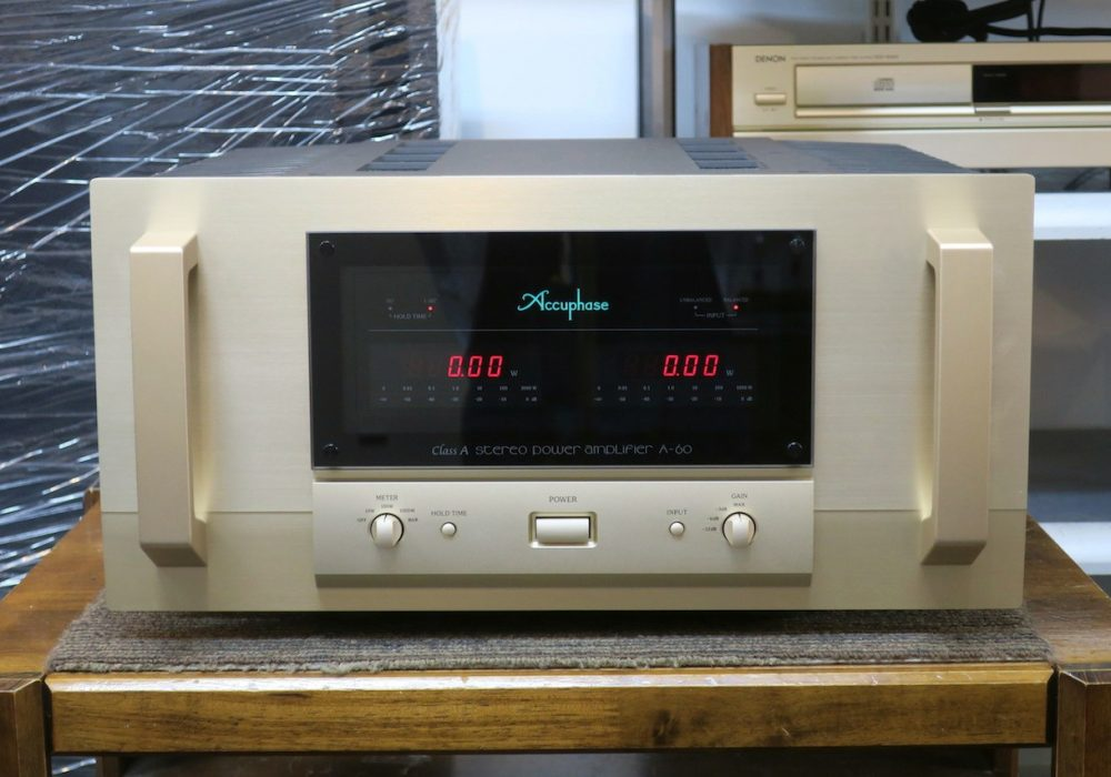 Accuphase A-60 功率放大器