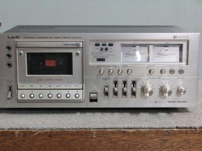 D-900 Lo-D ローディー カセットデッキ
