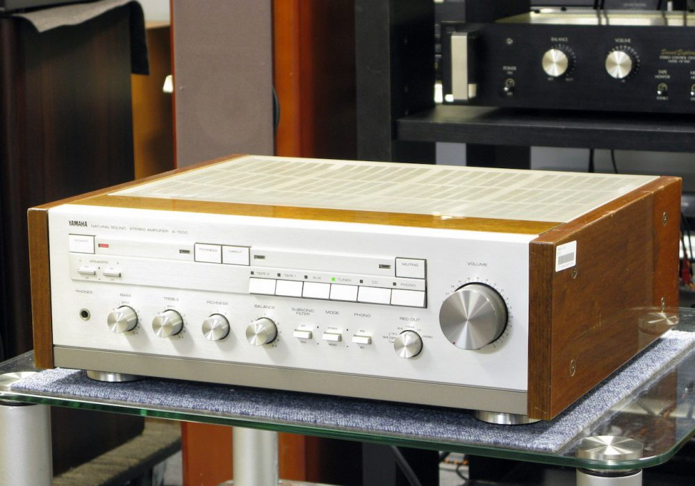 YAMAHA A-1000 功率放大器