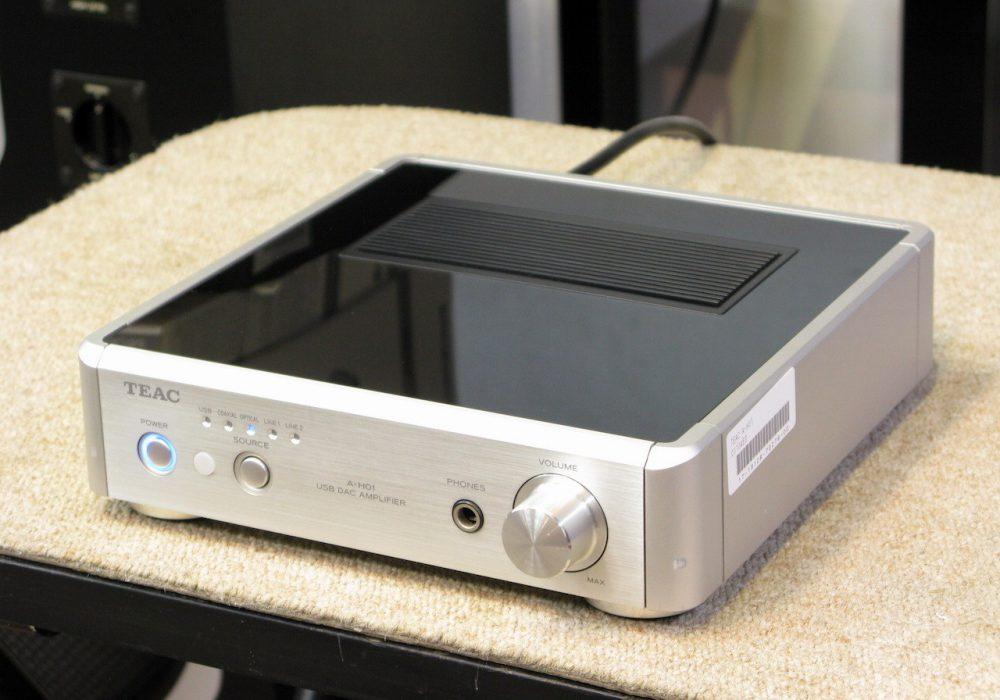 TEAC A-H01 D/A 解码器